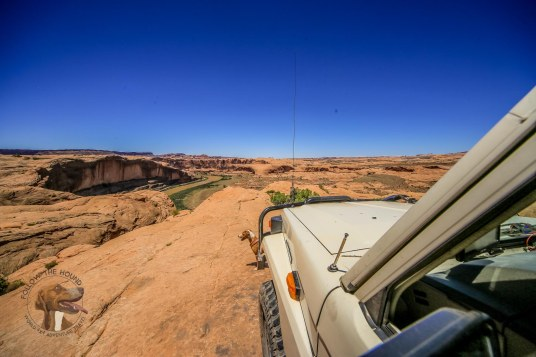 Days 2 + 3 on the Trails have been a huge mixture of sucesses and failures. New post and Videos (Moab pt.2) coming soon!