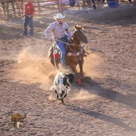 Went to the #Rodeo in #Evanston, #Wyoming on Saturday Night.. Talk about an all-American Experience...