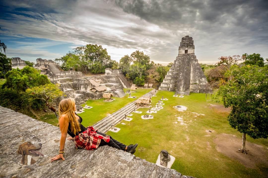Overland Guatemala - Visit Tikal