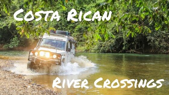 Costa Rican River Crossings
