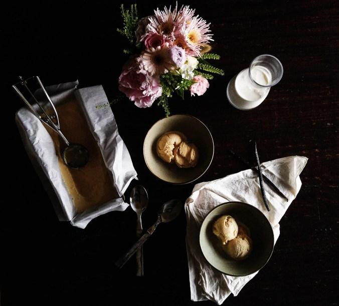 Maesil ice cream.