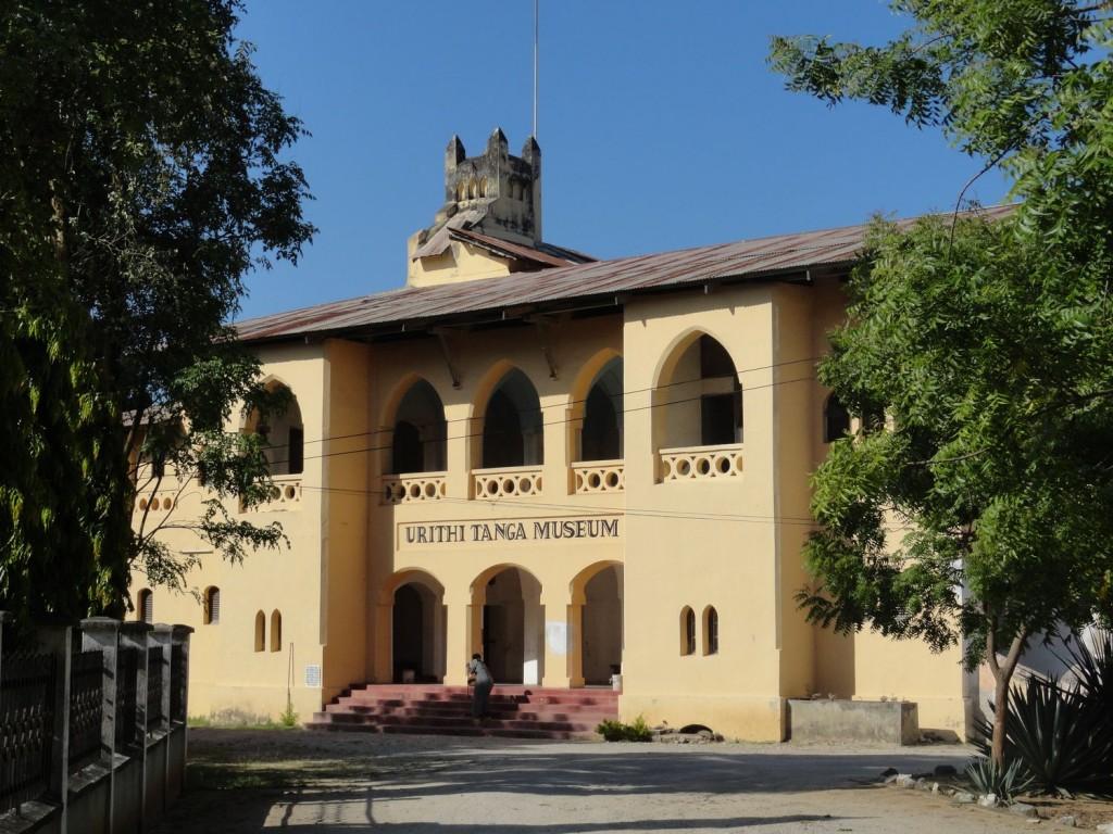Urithi Tanga Museum - Geschichtsmuseum