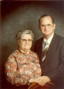 George and Norma Mullins