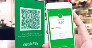 Grab Pay-Cashless-Mobile Payment-QR Code Payment-Malaysia-eWallet