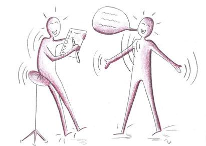 Trainer, Speaker oder Coach – Positionierung
