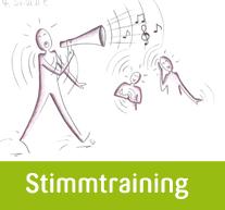 Webinar Stimmtraining