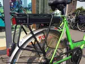 Batavus Transport met Bafang middenmotor