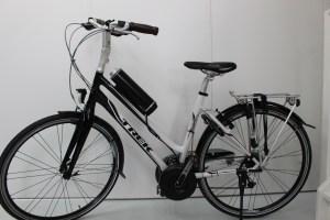Trek T500 ombouwen tot elektrische fiets met ombouwset FON Arnhem4803