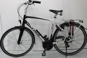 Trek T500 ombouwen tot elektrische fiets met ombouwset FON Arnhem4813