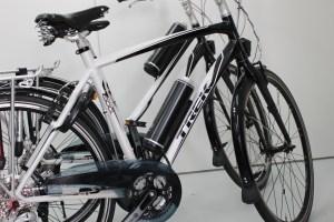 Trek T500 ombouwen tot elektrische fiets met ombouwset FON Arnhem4826
