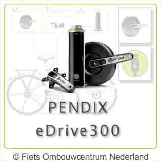 Pendix eDrive300 overzicht