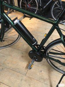 CycleYou Santos Trakking Lite elektrisch maken met Pendix eDrive Middenmotor FON Arnhem 1289