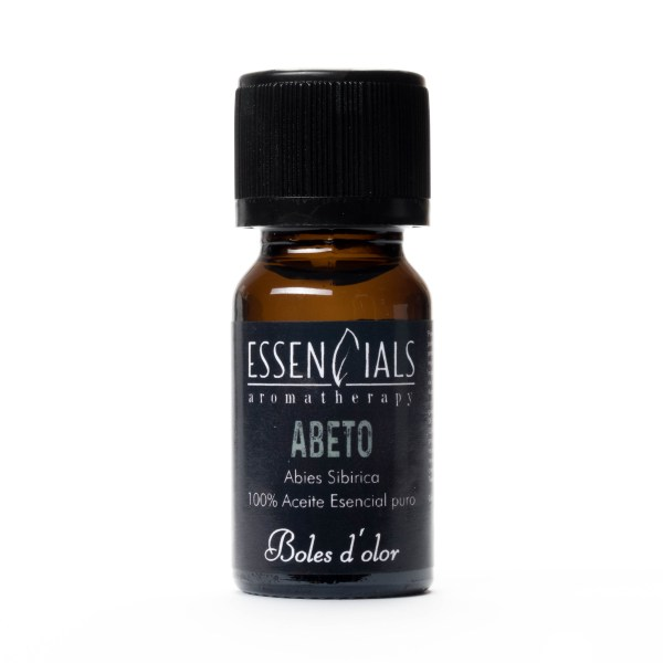 Essencials Aceite Esencial 10 ml. Abeto Abies Sibirica 0600513