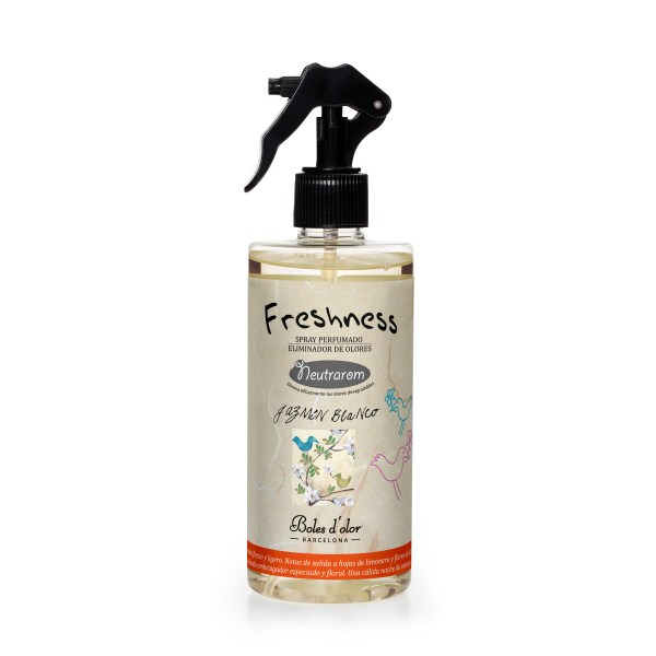 Freshness Spray 500 ml Jazmin Blanco 0143535