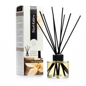 MIKADO Black Edition 125 ml. Flor de Vainilla 0800046