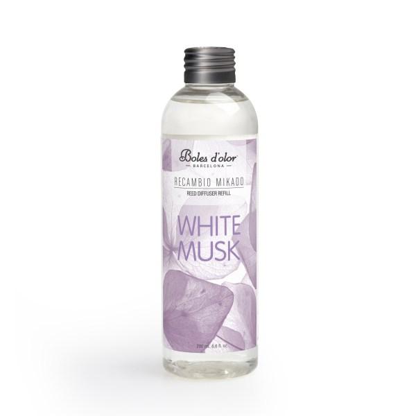 Recambio Mikado Ambients White Musk Rattan 0139369 1