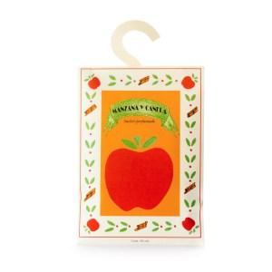 Sachet Perfumado Manzana y Canela