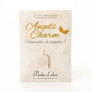Minisachet Angel Charm