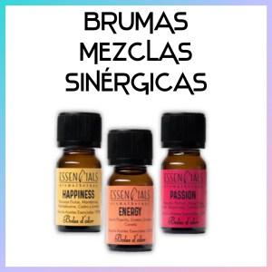 Aceites Esenciales Mezclas Sinérgicas