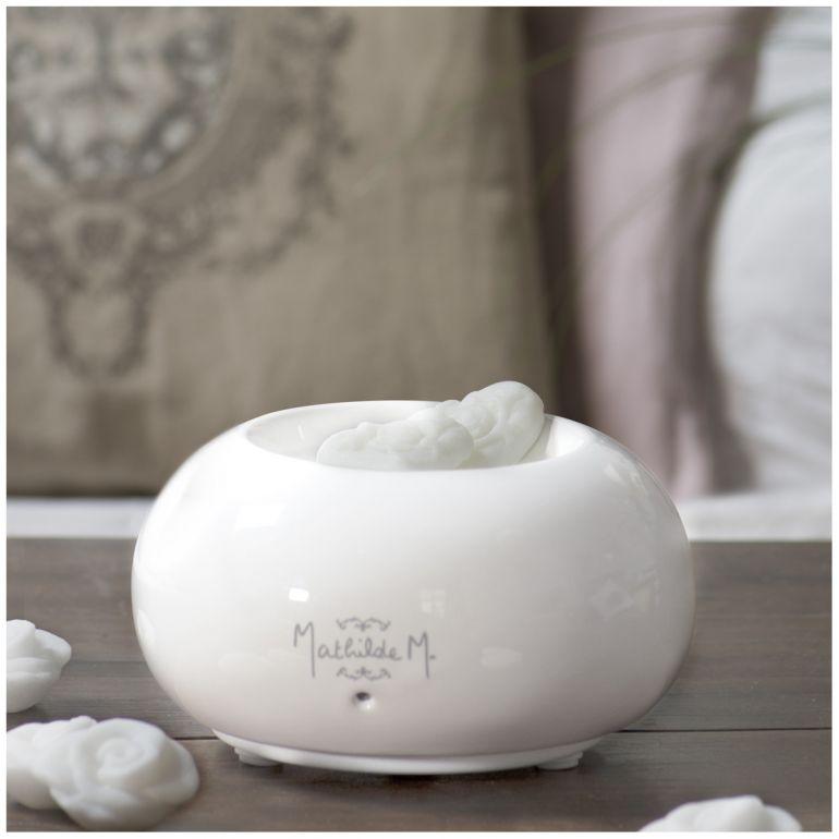 ceramica blanca quemador electrico