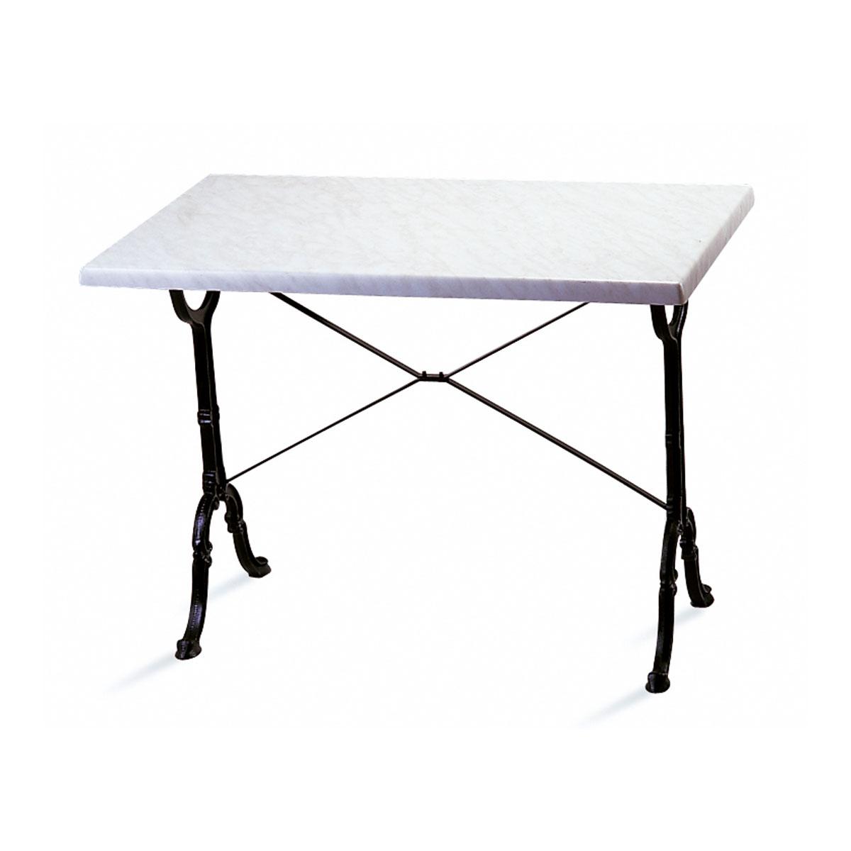 table bistrot marbre fonction meuble