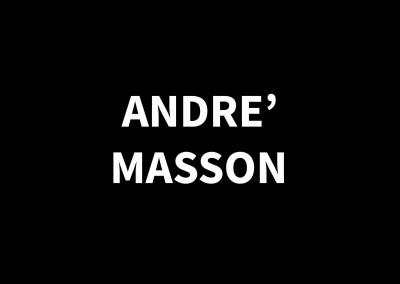 ANDRE' MASSON1896 – 1987