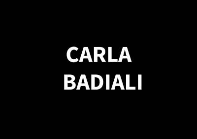 CARLA BADIALI1907 – 1992
