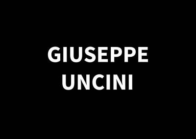 GIUSEPPE UNCINI1929 – 2008