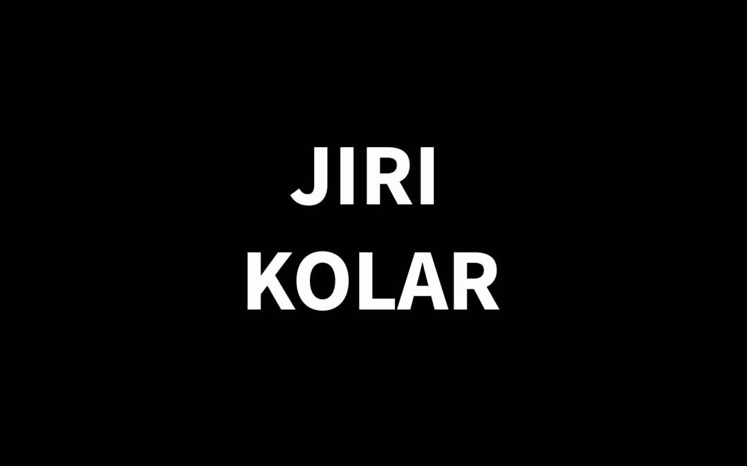 JIRI KOLAR1914 – 2002