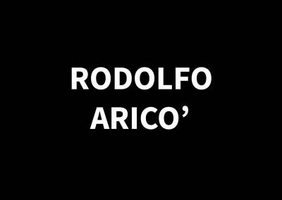 RODOLFO ARICO'1930 – 2002