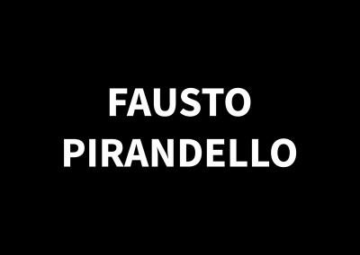 FAUSTO PIRANDELLO1899 – 1975