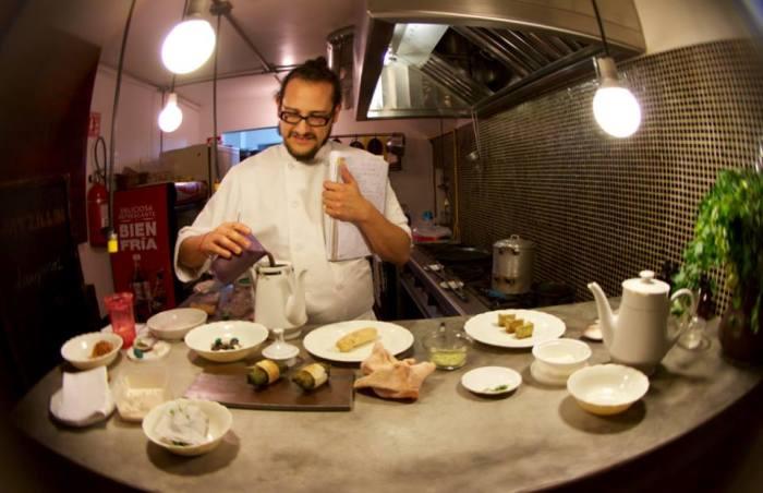 Chef Manuel Carrasco