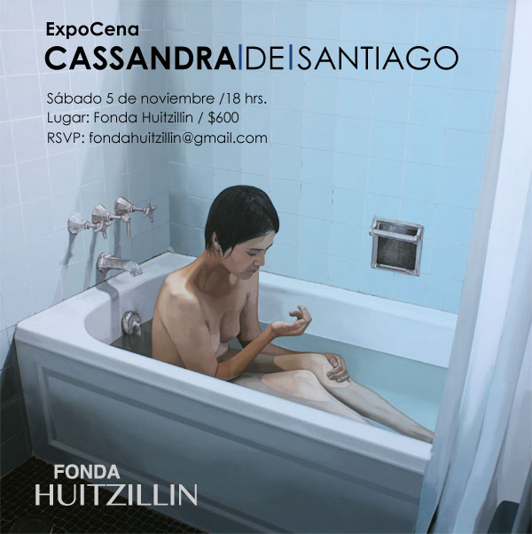 ExpoCena Cassandra de Santiago