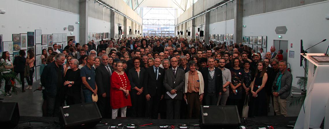 Inauguration des nouveaux locaux, 2017