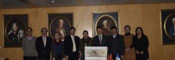 Création du centre de co-innovation Sino-Français