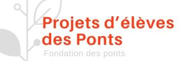 Résultat du concours Projets d'élèves des Ponts 2021