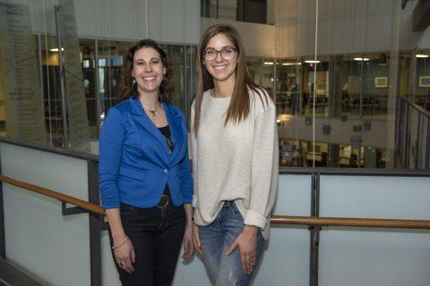 Photo des docteurs Valérie Janelle et Annabelle Minguy
