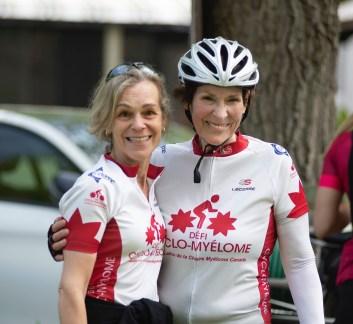 Francine Ducas et Maryse Bouchard