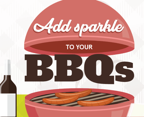Add Sparkle to your BBQs