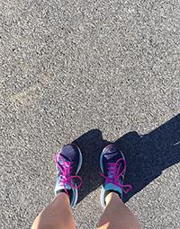 Chaussures de Jade Lavallée