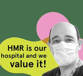 Photo of Dr. François Marquis, Chief of Intensive Care at Hôpital Maisonneuve-Rosemont