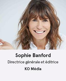 Sophie Banford - membre Montréal Passion Vin