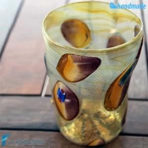 Goto Petalo d'Autunno in vetro di Murano - GOTI0034