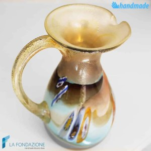 Caraffa Monet in vetro di Murano - GOTI0038