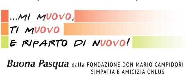 Campagna di Pasqua 2021 … riparto di nUOVO!