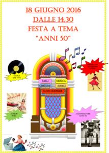 Locandina Back to 50s