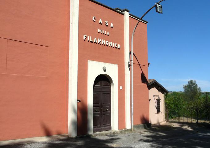 Musica - La Casa della Filarmonica