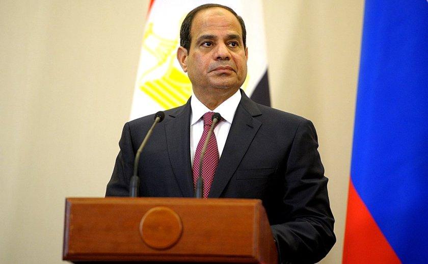 Президент_Республики_Египет_Абдельфаттах_Сиси