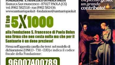 5x1000 Fondazione