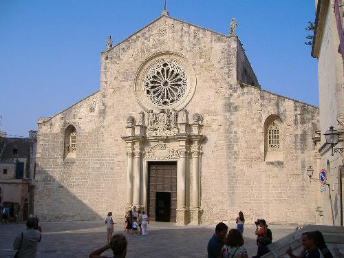 esterno cattedrale